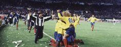 El 5-0 al descubierto  El periodista Mauricio Silva recogió en el libro El 5-0 lo que aconteció en el memorable partido de 1993, cuando Colombia goleó a Argentina. http://www.kienyke.com/historias/el-5-0-al-descubierto/