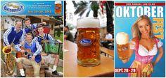 """Las Olas Oktoberfest, """"Las Olas Wiesen"""" Lawn, Fort lauderdale"""