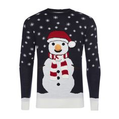 It's never too early to start considering your Christmas jumper. -- Learn more by visiting the image link. Christmas Jumpers, Christmas Snowman, Christmas Holidays, Christmas Sweaters, Christmas Decorations, Xmas, Christmas Outfits, Primark Christmas, Winter Day