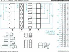 Résultats de recherche d'images pour « dimension brique lego »