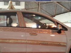 On the 13th of January the car will be auctioned and the best bidder will become the owner of this car.