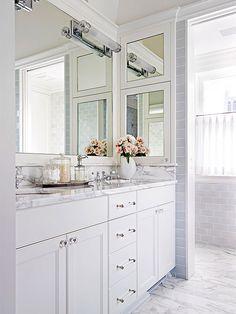 Interiors | White