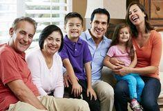 Como vivir bien en familia
