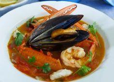 Sopa de Mariscos (Bouillabaise)