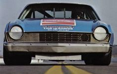 1974 AMC Matador Nascar