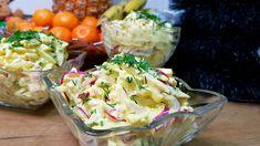 Tento šalát je vynikajúci a za tie rolky sa nám nikdy nezunoval. Používam ho aj namiesto nátierky na chlebíčky. Potato Salad, Mozzarella, Food And Drink, Potatoes, Ethnic Recipes, Youtube, Pineapple, Food And Drinks, Salads