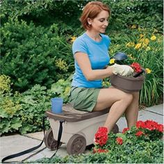 Get sharp reviews of garden tools and tips on modern gardening