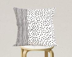 Decorative Pillow cover Geometric Pillow Case Kids by gridastudio