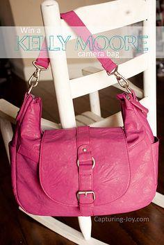 Kelly Moore Camera Bag #giveaway #camerabag
