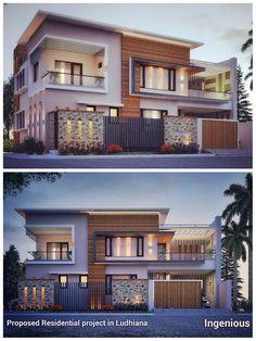 Compound House Latest Design   Amazing Architecture Online   3 ...