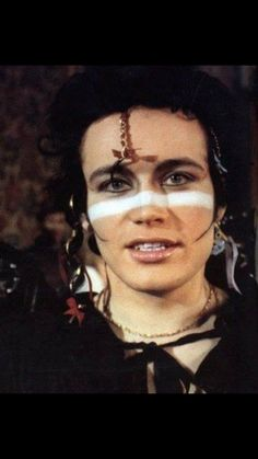 Adam Ant: Stand and Deliver New Wave Music, Face The Music, Adam Ant, Ant Music, Stand And Deliver, New Romantics, Glam Rock, Prince Charming, Beautiful Eyes