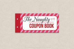 MATURE Sexy Printable Valentine's Day Coupon Book, Love Coupons, Naughty or Romantic Gift for Wife, Husband, Boyfriend, Girlfriend Adult on Etsy, $5.00