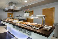 Buffet, Kitchen Island, Table, Furniture, Home Decor, Hotels, Island Kitchen, Decoration Home, Room Decor