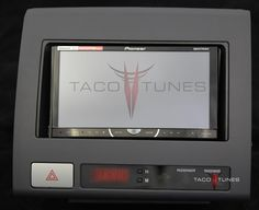 Toyota Tacoma black 2005+ dash stereo installation kit 2009 Toyota Tacoma, 2006 Toyota Tundra, Toyota Tacoma Interior, Tacoma Wheels, Four Wheel Drive, Car Audio, Cabo, Cool Cars, Kit
