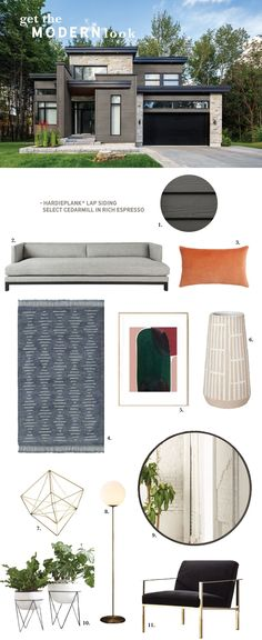 How We'd Decorate 5 Different Home Styles - Chris Loves Julia