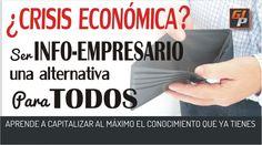 Si no encuentras una solución a tu situación económica, ser Info-Empresario puede ser tu oportunidad.