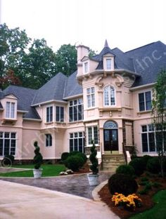 1000 images about best selling home plans on pinterest for Build your own castle home