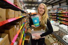 Barrington-based business enjoys success, expanding