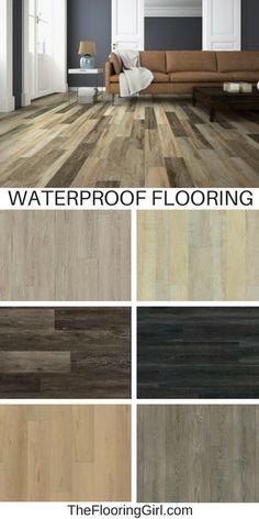 Flooring Trends For Floors Pinterest Waterproof Flooring - Does luxury vinyl plank flooring look cheap