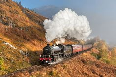 10 Great European Train Trips for Families: Hogwarts Express, Courtesy of West Coast Railways