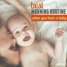 I love this morning routine! A little adjusting with Ta' at school and Brai home but similar to what we do