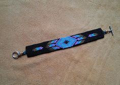 Native Eye of God. like ending with a bead