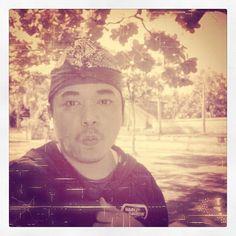 Me.. @ GWK, Bali - Indonesia