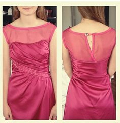 evening dress alterations edinburgh