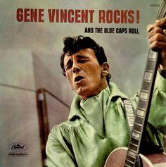 gene vincent Rocks-Capitol record