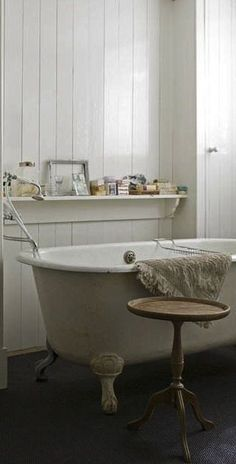 Clawfoot bath.. A dream haven for every beautiful home