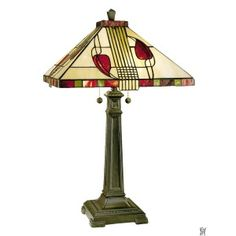 TIFFANY HENDERSON TABLE LAMP