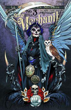 Lady Mechanika: La Dama De La Muerte #3 (Issue)