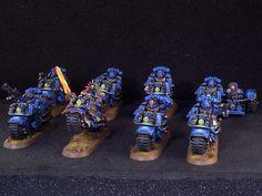 ultramarine bike squad