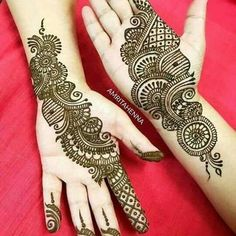 Photo By Rajasthani Mehndi Art Kerela Kochi - Mehendi Artist Latest Arabic Mehndi Designs, Back Hand Mehndi Designs, Full Hand Mehndi Designs, Modern Mehndi Designs, Mehndi Designs Book, Mehndi Designs For Beginners, Mehndi Designs For Girls, Mehndi Design Pictures, Mehndi Designs For Fingers