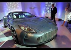 Aston Martin One-77  Country of Origin: United Kingdom  Engine: 750hp, 7.3-liter V12  0-60mph: 3.7 seconds  Price: $1.4 million