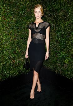 Rosie Huntington-Whiteley's Guide To Girls' Night Out Dressing