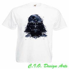 Darth Vader T-Shirt Top Star Wars Starwars The Force Awakens VII Birthday Gift