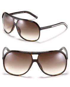 510952f02742a Dior Homme Black Aviator Sunglasses