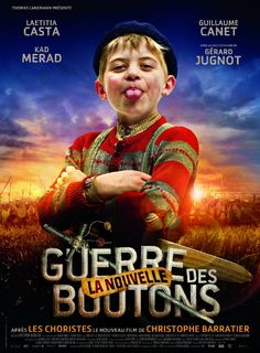 "War of the Buttons (La nouvelle guerre des boutons) ~ ""Two rival gangs of kids from different French villages engage in a merciless play war."""