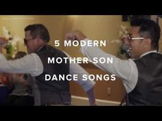 Move mom to tears on your wedding day with a moving and modern mother-son dance song — here's our list of favorites.