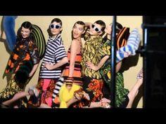 Prada Spring/Summer 2011 Video Campaign BEHIND SCENES