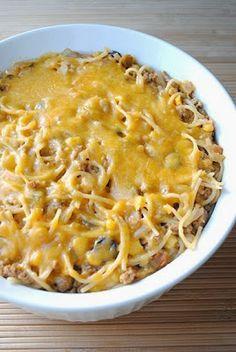 Taco spaghetti | Just a good recipe