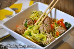 Plan to Eat - Chinese Noodle Bowls (Grain-Free) - 30DayTransformationRecipes