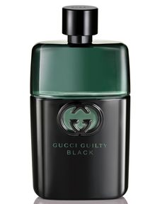 Gucci Guilty Black Pour Homme is a daring, aromatique fragrance, inviting you to indulge in your deepest desires. Life is thrilling and meant to be lived to the fullest. Gucci Guilty Black:indulge in your deepest desires. Perfume Gucci, Cosmetics & Perfume, Mens Perfume, Mac Cosmetics, Gucci Guilty, Best Mens Cologne, Fragrance Samples, Men's Grooming, Parfum Spray