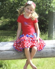 Cute Fourth Of July Outfits For Kids  July 4th Outfits  EBay  Electronics Cars Fashion Collectibles