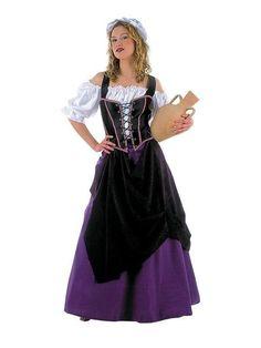 Medieval costume. Traje de mesonera medieval.Leondisfraces. Disfraces Cristina