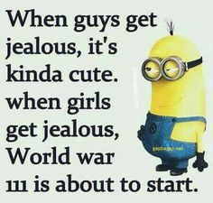 Everyone loves minions more than any other personality. So you love Minions and also looking for Minions jokes then we have posted a lovly minion jokes.Read This 15 Hilarious jokes. Funny Girl Meme, Funny Girl Quotes, Funny Memes About Girls, Really Funny Memes, Funny Quotes About Life, Stupid Funny Memes, Funny Relatable Memes, Funny Facts, Funny Humor