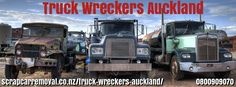Truck Wreckers in Auckland, Mitsubishi Truck Wreckers NZ, Toyota Trucks Mitsubishi Truck, Free Towing, Scrap Car, Toyota Trucks, Market Price, Fast Cash, Auckland, Truck Parts, Conditioner