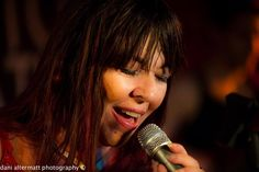 Mariella Tirotto... the best female blues singer of The Netherlands.... I met her several times.. May be in the future we will play together... when I have the time.