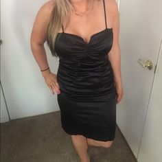 Beautiful black dress Great condition only wore once Rubber ducky Dresses Mini